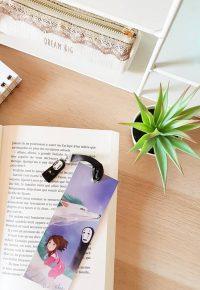 Marque-page Chihiro – blue.sushi.books sur Instagram