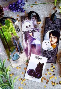 Marque-pages Docteur Who,  Jack et Zero et Harry Potter – creafimo_gourmandise sur Instagram
